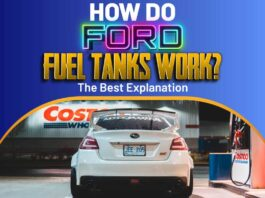 How Do Ford Fuel Tanks Work