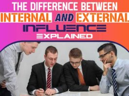 The Difference Between Internal And External Influence Explained