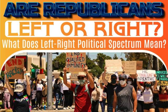 Are Republicans Left or Right