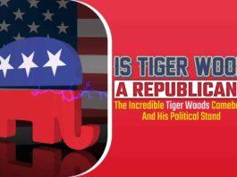 Is Tiger Wood A Republican