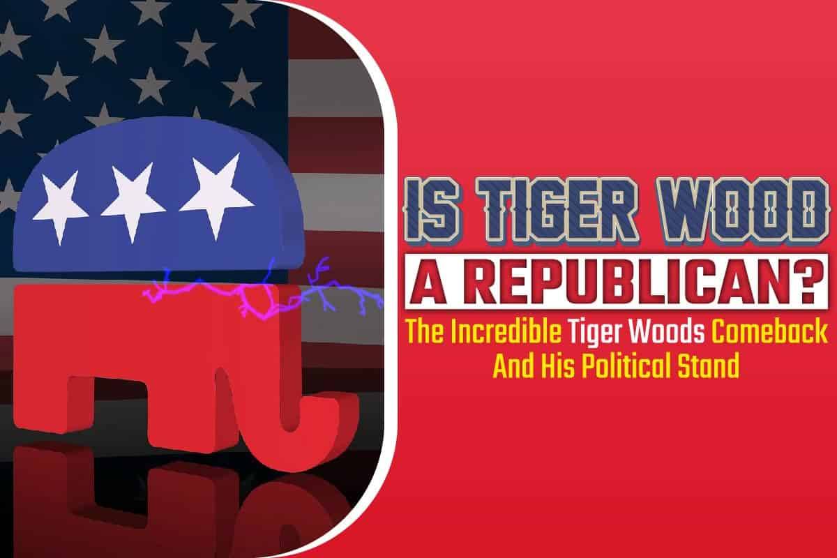 Is Tiger Wood A Republican? The Incredible Tiger Woods ...