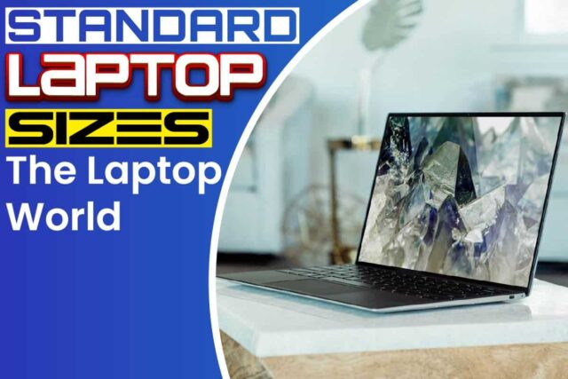 Standard Laptop Sizes